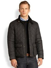 Polo Ralph Lauren Cadwell Quilted Hunting Jacket - Black - RRP £229