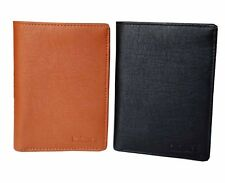 Inkart High Quality Vertical Design PU Leather Wallet With Card Slots Unisex