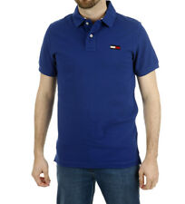 Tommy Hilfiger - Big Blue Flag Polo di base Uomo