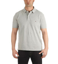 Tommy Hilfiger - Ero Polo Grey Uomo