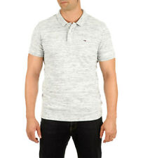 Tommy Hilfiger - Polo heather gray Marsh Uomo