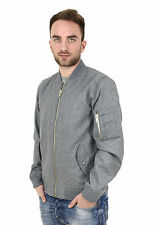 Just Junkies gnags 010 Gris MELL 90071 - Chaqueta - Hombre - Gris + NUEVO + .