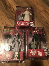 Diamond Select Toys The Munsters Select Hotrod Herman Action Figure