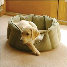 Rosewood 40 Winks - Letto ovale in Tweed per animali domestici (VP156)