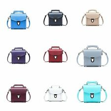 Zatchels - Sugarcube - Borsa in pelle fatta a mano (British Made) - Donna