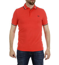 Fred Perry - Polo rossa M3600 Uomo