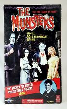 The Munsters 40th Anniversary 12 inch Collectible Action Figure/Doll. RARE Eddie