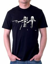 t-shirt Pulp fiction Star wars - humor - To give happiness by tshirteria d33