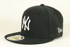 NEW ERA Casquette - Enfants - K 5950 MLB Ligue Basic Neyyan BLK / blanc - Noir +