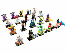 LEGO 71020 - Minifigures - Minifigurines Batman movie serie 2