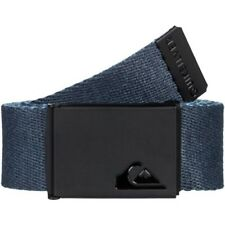 Quiksilver The Jam 5 Mens Belt Synthetic - Blue Nights Heather One Size