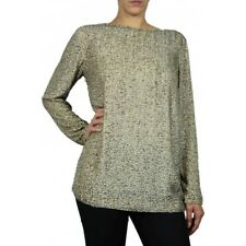 Maglia donna Guess by Marciano Laminato oro - Guess by Marciano -