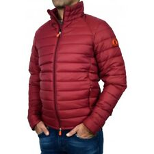 Giubbotto uomo Save The Duck D3243M Giga 3 Bordeaux - Save The Duck -