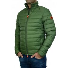 Giubbotto uomo Save The Duck D3243M Giga3 Olive Green - Save The Duck -