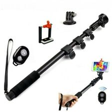 3-in-1 Heavy Duty Extendable Camera Handheld Tripod Mount Monopod Selfie Stick