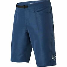 Fox Mtb Ranger Cargo Mens Shorts Mountain Bike - Light Indigo All Sizes