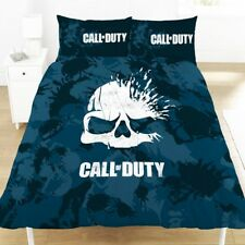Call Of Duty - Completo copri piumone reversibile (no imbottitura) (SG12947)