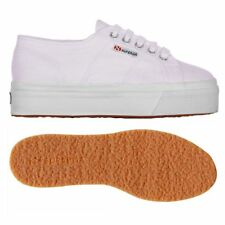 SUPERGA 2790 zeppa 4cm Scarpe DONNA 2790ACOTW Acotw up and down Violet New W52yp