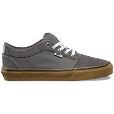 Vans Pro Skate Chukka Low Hommes Chaussures Chaussure - Pewter White Gum