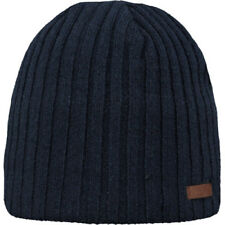 Barts Haakon Hommes Couvre-chefs Bonnet - Navy Une Taille