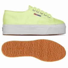SUPERGA 2790 zeppa 4cm Scarpe DONNA 2790ACOTW LINEA UP AND DOWN Acotw Sunny D37r