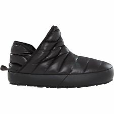 North Face Thermoball Traction Bootie Femmes Chaussures Pantoufles - Shiny Tnf
