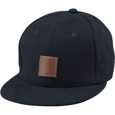 Barts Ruard Hommes Couvre-chefs Casquette - Navy Une Taille