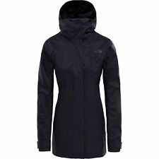 North Face City Midi Trench Femmes Veste Imperméables - Tnf Black