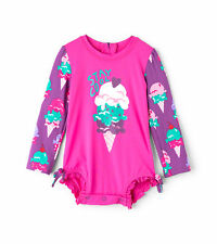 Hatley Mini Rash Guard Set - Ice Cream Treats