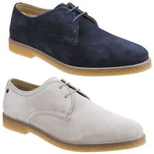 Base London Whitlock Ante DERBY Zapatos Casual Con Cordones Hombre