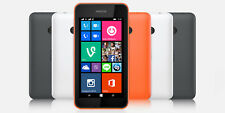 "NUOVO NOKIA LUMIA 530 4GB WINDOWS 3G WIFI GPS 5MP 4 "" Sbloccato Whatsapp"