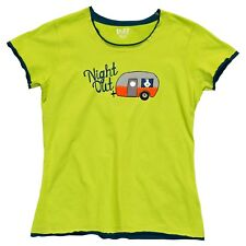 LazyOne Womens Night Out Fitted PJ T Shirt