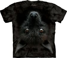 The Mountain Maglietta Bat Head Animal Adulto Unisex
