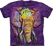 The Mountain Maglietta Russo Elephant Animal Adulto Unisex