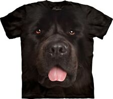 The Mountain Maglietta Big Face Newfie Adulto Unisex