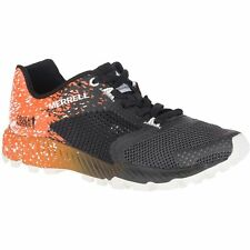 Merrell All Out Crush Tough Mudder 2 Womens Footwear Trail Shoes - Orange