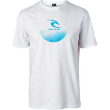 Rip Curl The Corpo Mens T-shirt - Optical White All Sizes