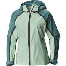 Columbia Outdry Ex Gold Tech Womens Jacket Coat - Sea Ice All Sizes