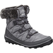 Columbia Heavenly Shorty Omni Heat Womens Boots - Quarry Dove All Sizes