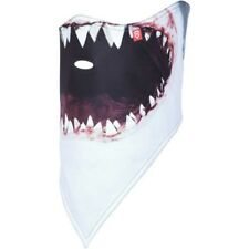 Airhole S1 Standard 2 Layer Mens Accessory Ski Mask - Shark All Sizes