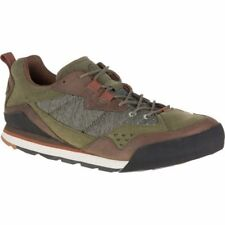 Merrell Burnt Rock Hommes Chaussures Chaussure - Dusty Olive Toutes Tailles