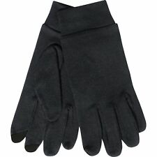 Extremities Merino Touch Liner Hommes Gants - Black Toutes Tailles