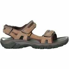 Teva Hudson Hommes Chaussures Tongs - Brown Toutes Tailles