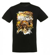 Attack On Titan – Crew Attack – T-Shirt | Offizielles Merchandise | AOT | Anime