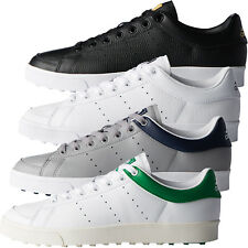 """""""NEW 2018"""" ADIDAS MENS ADICROSS CLASSIC LEATHER SPIKELESS GOLF SHOES"""