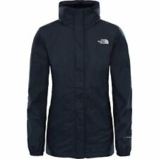 North Face Resolve Parka Femmes Veste Imperméables - Tnf Black Grey