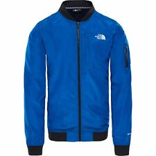 North Face Meaford Bomber Hommes Veste Coupe-vent - Turkish Sea Toutes Tailles