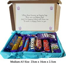 Any Occassion Personalised Chocolate Selection Box Gift Hamper EASTER GIFT