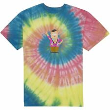 Huf X Southpark Big Gay Al Tie Dye Mens T-shirt - Multi All Sizes