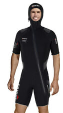 Mares FLEXA CORE Mens Ultimate STRETCH 4mm Hooded WETSUIT / Oversuit Jacket
